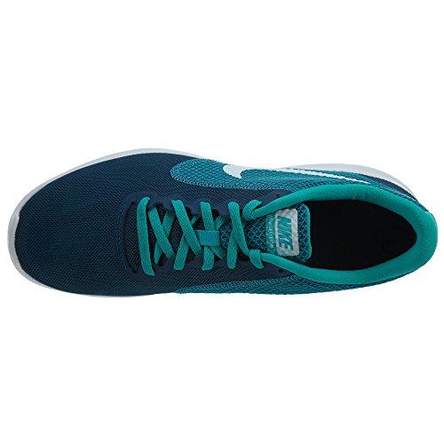 Uomo Nike a corte maniche Blu Maglietta Sublimated ad7dwzq