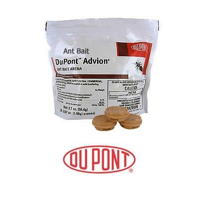 10 Dupont Advion Pest Control Ant Bait Stations ~~ Used By ...