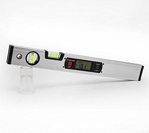 40cm Digital Spirit Laser Level Inclinometer 12 Months Warranty Digital Micrometers Ltd