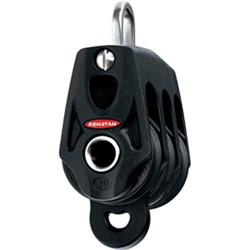 Triple Becket Block - Ronstan Series 30 Ball Bearing Orbit Block - Triple - Becket consumer electronics Electronics
