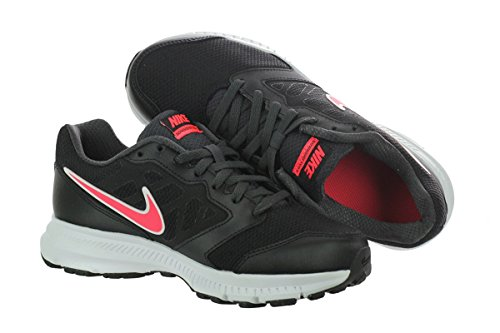6 Downshifter Anthracite Women's Nike Wide Punch Running Hyper Black Shoe wZEFnxOq