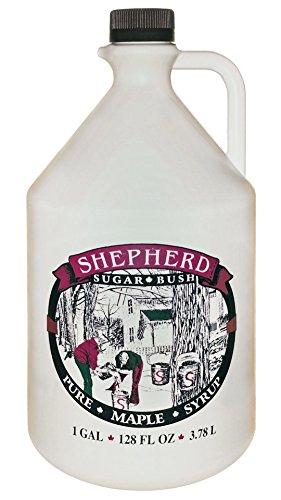 Shepherd Sugar Bush Michigan Maple Syrup Gallon (3.78 L)