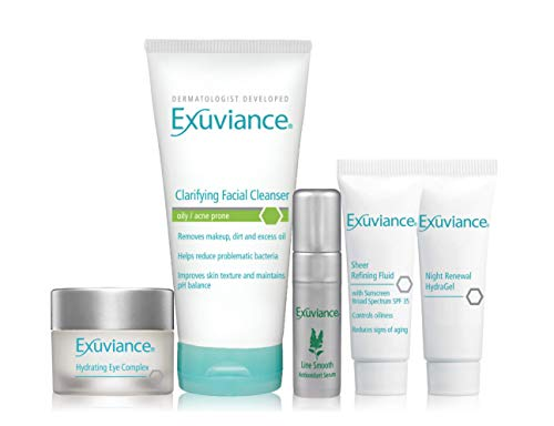 Acne Complex Kit - Exuviance Essentials Oily/Acne Travel Collection