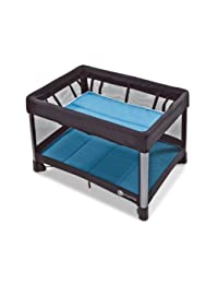 4Moms Breeze Playard, Blue BOBEBE Online Baby Store From New York to Miami and Los Angeles