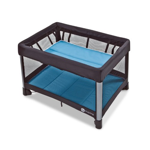 4Moms Breeze Playard, Blue