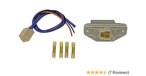 Amazon Dorman 973547 Hvac Blower Motor Resistor Kit With Rhamazon: 2000 Acura Tl Blower Motor Harness At Gmaili.net