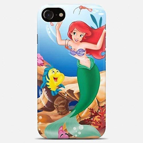 the best attitude 142cc be03a Amazon.com: Inspired by Little mermaid phone case Little mermaid ...