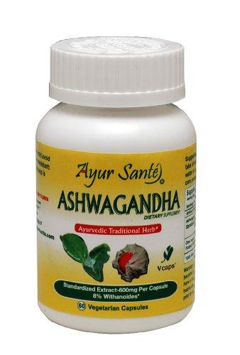 Ashwagandha Extract 600mg Per Withanoides 48mg Caps product image