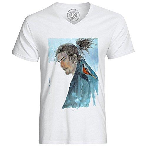 T-Shirt Vagabund Samurai bushido japan