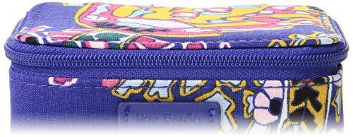 Vera Bradley Iconic Travel Pill Case,  Signature Cotton, One Size -