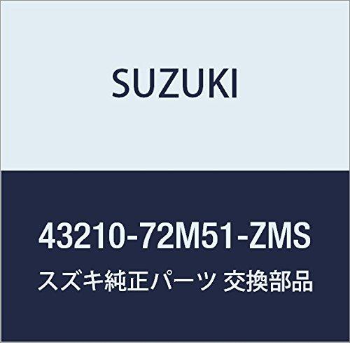 SUZUKI (スズキ) 純正部品 ホイール 品番43210-72M51-ZMS B01MQJRUHR