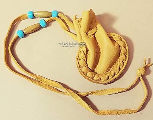 - Mission Del Rey Native American Medicine Bag 3