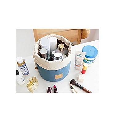 Makeup bag Waterproof Travel Kit, Organizer Bathroom Storage Cosmetic Bag With a Mini Bag, Jewelry Organizer,Men Shaving Kit Portable Luggage Bag for Vacation Camping