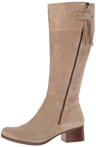 Naturalizer Women's Demi Riding Boot, Oatmeal, 6.5 W US by Naturalizer (Image #5)