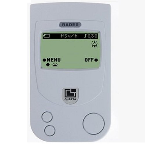 RADEX RD1503 - Radiation Detector (This model is now replaced by RD1503+) by Quarta-Rad, Ltd.: Amazon.es: Electrónica