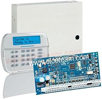 Kit de alarma a 6 zonas ampliables a 16 con central neo16 y ...