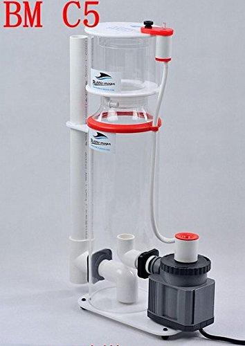Bm C5 proteína skimmer acuario de agua salada accesorios capacidad: 300 – 500L