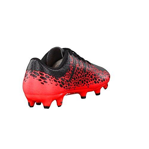 Puma Evopower Vigor 4 Graph Fg Jr, Zapatillas de Fútbol Unisex Niños Negro (Black-silver-fiery Coral)