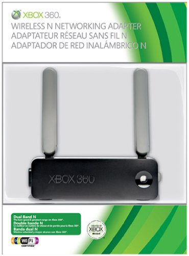 Amazon.com: Microsoft Xbox 360 Wireless N Networking Adapter ...