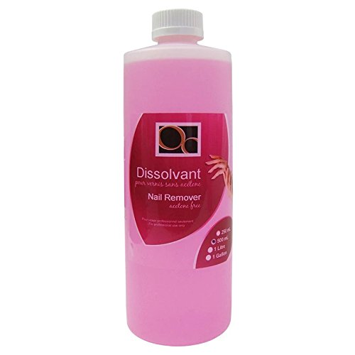 Acetone Free Nail Polish Remover 500 mL Ongles d' Or