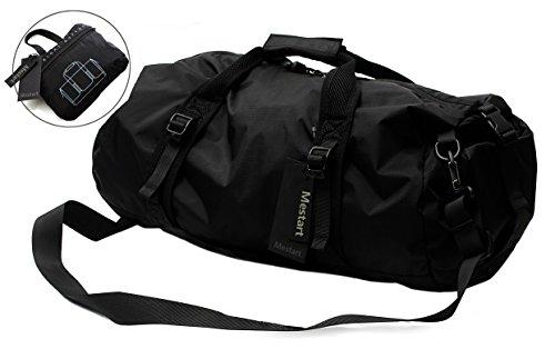 Waterproof Shoe Bag Travel Sports Gym Carry Storage Case(Black) - 6