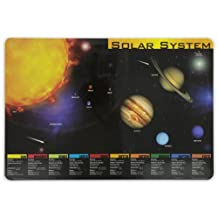 PAINLESS LEARNING PLACEMATS-Solar System-Placemat
