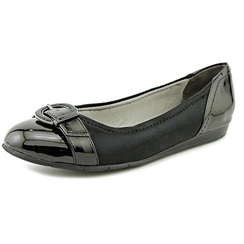 Life Stride Nero Fibra sintética Zapatos Planos