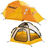 Eureka K-2 XT Tent: 3-Person 4-Season One Color, One Size, Outdoor Stuffs