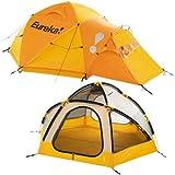 Eureka K-2 XT Tent: 3-Person 4-Season One Color, One Size, Outdoor Stuffs