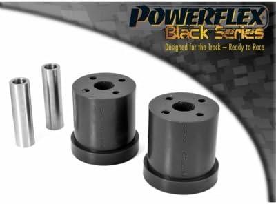 Nero Boccola per telaio colore Ford Powerflex PFR19-1511BLK