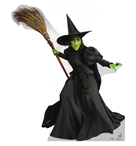 Wicked Witch of the West - The Wizard of Oz 75th Anniversary (1939) - Advanced Graphics Life Size Cardboard Standup - Wizard Of Oz Witch