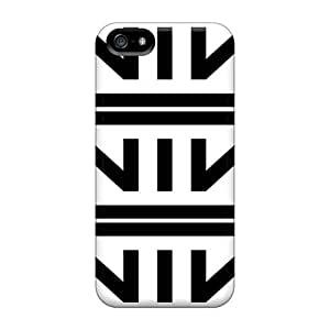 Iphone 5/5s Wda4396hSAx Customized High Resolution Nine Inch Nails Band Series Scratch Protection Hard Phone Cases -ChristopherWalsh