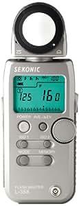 Sekonic SE L358 Flash Master - Exposímetro digital