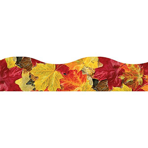Trend Enterprises Inc. Fall Leaves Terrific Trimmers, 39 -