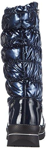 Caprice 26407 - botas de nieve de material sintético mujer azul - Blau (OCEAN 803)