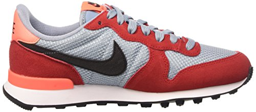 EU Femme Nike de Grey Rojo Red Black WMNS 40 Noir Internationalist Chaussures Sport 5 blue University rXz4qxzt