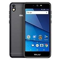 """BLU Advance 5.2 - Unlocked Smartphone - 5.2"""" Display, 8GB +1GB RAM -Black"""