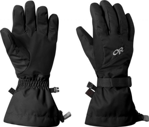 Outdoor Research Women's Adrenaline Gloves, Black, Medium