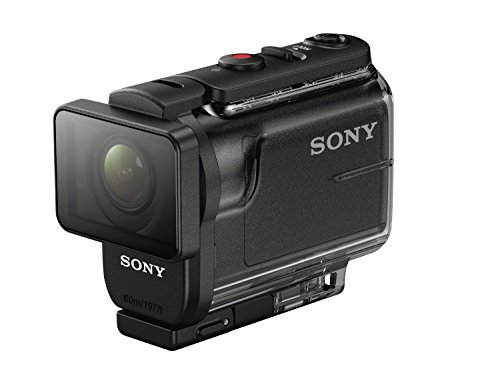 Sony HDRAS50B.CEN - Videocámara (Full HD 60p, sensor Exmor-R de 11,1Mp, Steadyshot, zoom de 3x, carcasa de 60 160.65€