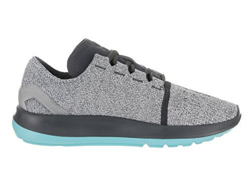 Women's Armour AW16 Speedform Stealth Gray Blue Slingride Shoes Under Glacier Running Venetian Gray R6Sqdxw