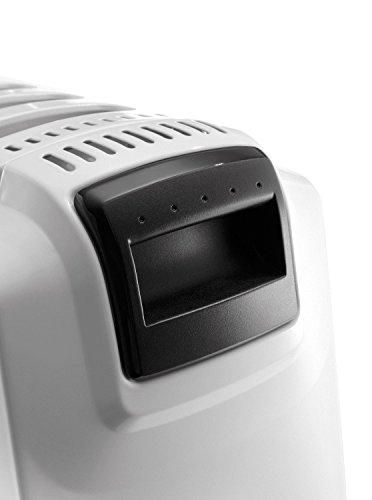 Delonghi TRD40615ECA Dragon Digital Full Room Radiant Heater, White