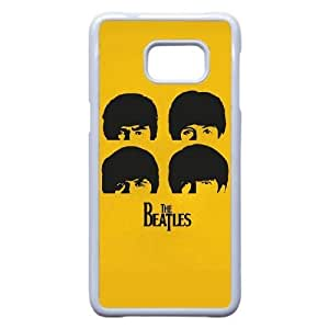 Generic Design Back Case Cover Samsung Galaxy S6 Edge Plus Cell Phone Case White The Beatles Amnpry Plastic Case