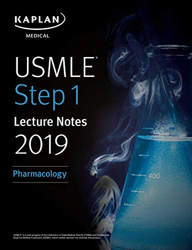 USMLE Step 1 Lecture Notes 2019: Pharmacology (Kaplan for sale  Delivered anywhere in Canada