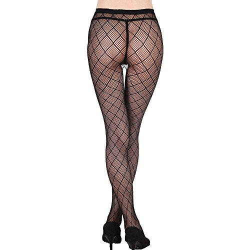 Rete Lingerie Donna Calze Pantyhose Stockings Black 4 Samgu Sexy Collant A Intimo FqA0d01