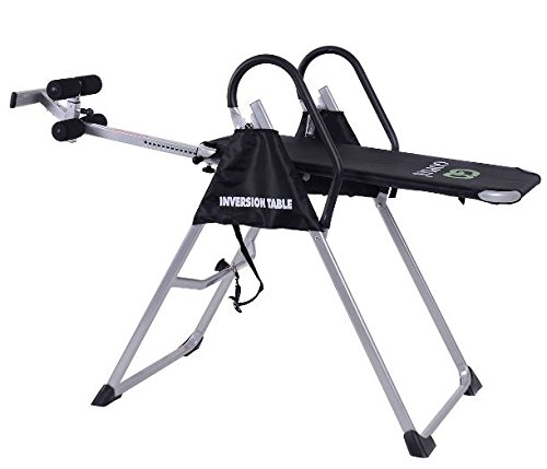 K&A Company Foldable Premium Gravity Inversion Table Back Fitness Therapy Reflexology Pu Gym New Exercise by K&A Company (Image #3)