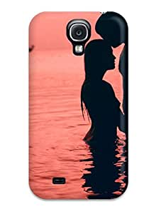 Fashion Protective Romance Loves Case Cover For Galaxy S4