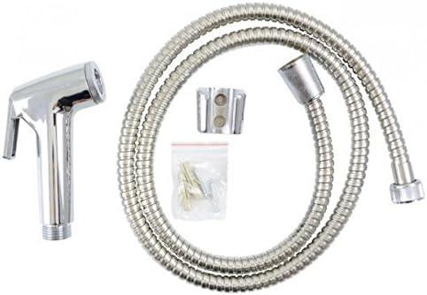 Ersatzteil Bidet Duschkopf Toilette Shattaf Handheld PVC-Schlauch Adapter