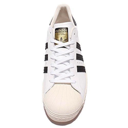 80s Hommes Pour Baskets Adidas Superstar Blancs qFx4pZYqTw