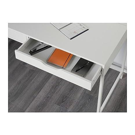Amazon.com: IKEA ALEXescritorio de computadora con ...