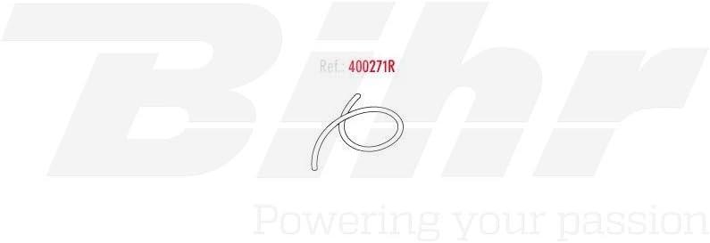 Noir Shad 400271r Rechange Profil de /éponge adh/ésif pour Coffre SH40/5/mm